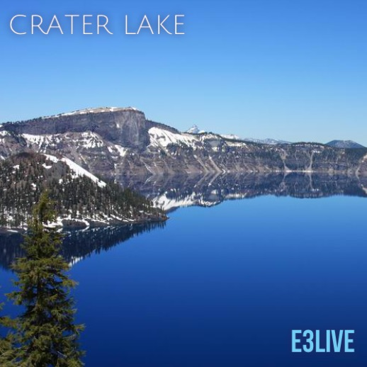 crater lake branded
